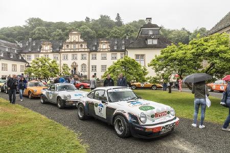 Impressionen von den Schloss Bensberg Supersports Classics 2017 / Foto: Auto Zeitung, Frank Ratering
