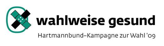 www.wahlweise-gesund.de: Hartmannbund-Wahlkampagne geht online