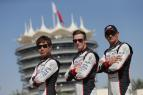 Bright Bahrain beginning for Toyota Gazoo Racing