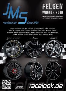 JMS Fahrzeugteile, Felgenkatalog von JMS Fahrzeugteile