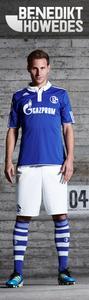 Schalke 04 Kapitän Benedikt Höwedes relauncht seine Website zu Weihnachten