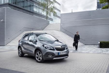 """Opel Mokka mit 1.6 CDTI-Turbodiesel: Der sportlich-schicke Opel-Bestseller feiert mit dem neuen Vollaluminium-Dieselmotor auf der """"Mondial de l'Automobile 2014"""" in Paris Premiere"""