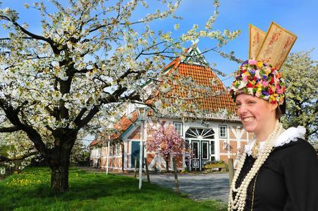 Blütenkönigin / Fotograf Martin Elsen