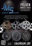 jms germany wheels catalog 2020 164 pages with more than 600 diffrent european designs