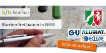 Alles neu: BauO NRW + VV TB + BauPrüfVO