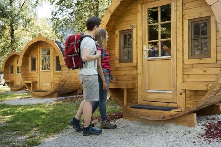 Azur Camping Altmühltal - Schlaffass