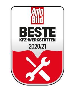 AutoBILD hat die besten Kfz-Werkstätten 2020/21 ermittelt: 39 Filialen von pitstop.de GmbH gehören zu den Besten