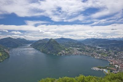 Lugano Parco San Michele / Copyright: Ticino Turismo, Foto: Christof Sonderegger