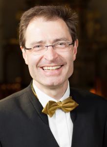 Wolfgang Kläsener, Orgelkustos der Philharmonie Essen, Leiter des Kettwiger Bach-Ensembles und Mitorganisator der Essener Chornacht (Foto: Horst H. Wiedemann)