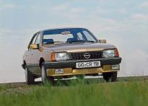35 Years Ago: Opel Ascona 1.8i First German Car with Catalytic Converter Engineered for Europe
