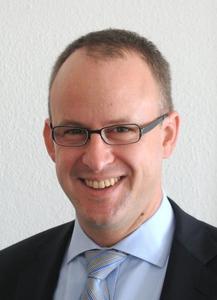 Leitet bei TÜV SÜD das Projekthaus E-Mobility: Stefan Rentsch