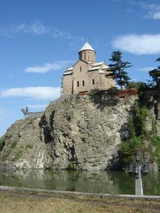 Kirche in Tbilissi
