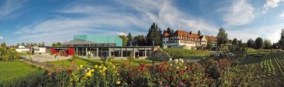 """Christliches Gästezentrum """"Schönblick"""" in Schwäbisch Gmünd, Baden-Württemberg / © Foto: Matthias Wassermann/Schönblick PR"""