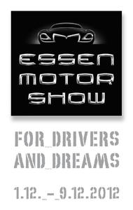 Essen Motor Show Logo 2012