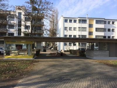 Bauhaus Dammerstock Pavillion 2
