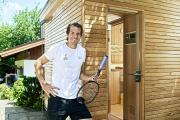 Tommy Haas knows how important the topic of  regeneration is for professional athletes in particular. He is convinced that