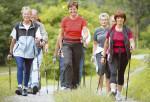 Nordic Walking im Pitztal rund um den Jerzner Hof | Quelle: Hotel Jerzner Hof