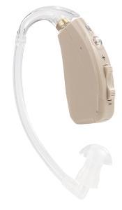 NX 8762 2 newgen medicals Akku HdO Hörverstärker HV 633 mit zwei Klangkulissen Modi 33 dB