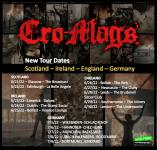 Cro-Mags - summer tour 2021 postponed!