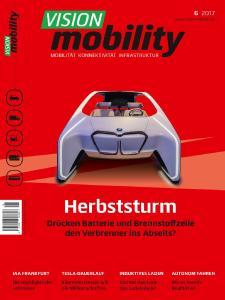 VISION mobility Titelbild
