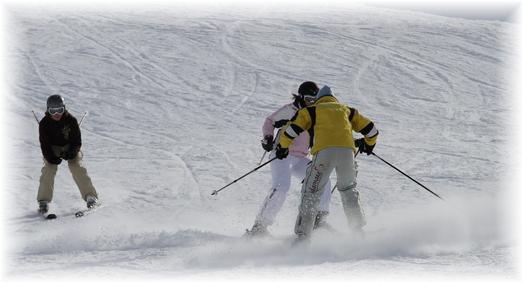 Skihaserl und Schneemänner aufgepasst: Skigruppenreise mit adamare jetzt buchen