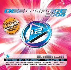 Deep Dance 12 Cover