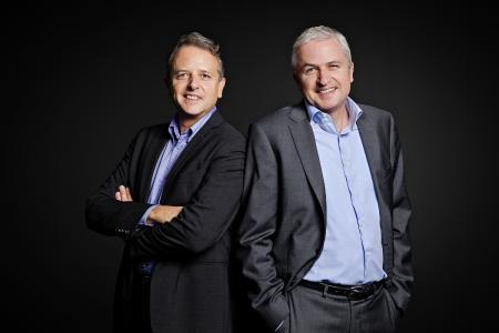 Florian und Marcus Weischer