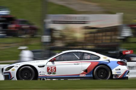 #25 BMW M6 GTL, BMW Team RLL, IWSC