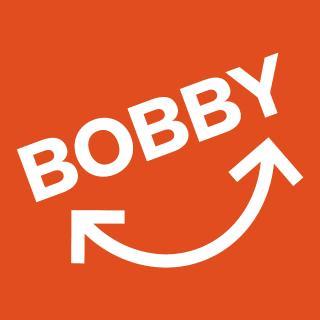 BOBBY logo orange BG.png