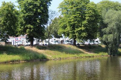 Wohnmobilstellplatz Nienburg