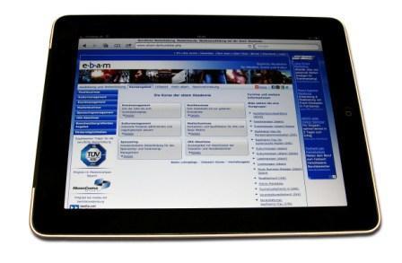 Onlinekurse an der ebam Akademie