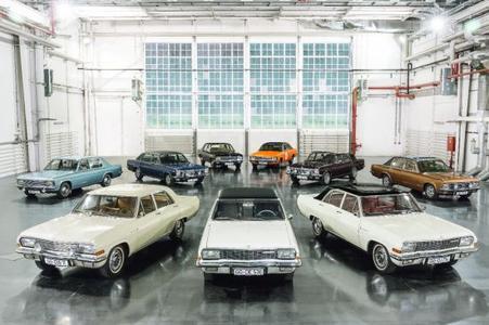 Opel KAD A- und B-Baureihe 1964 – 1977