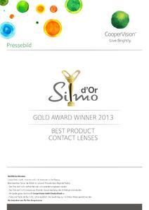 Silmo d'Or Award