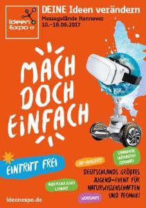 Ideen-Expo in Hannover vom 10. bis 18. Juni