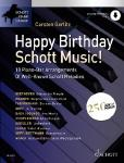 Happy Birthday, Schott Music!