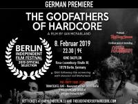 AGNOSTIC FRONT - »The Godfathers Of Hardcore« documentary to premiere this Friday in Germany