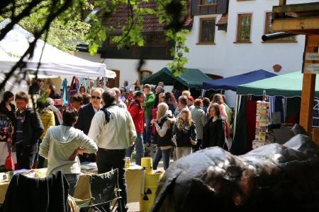 1. Mai, Birkenried, Markt