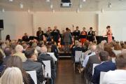 Goethes KOMMchester sorgte für den musikalischen Rahmen
