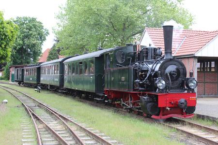 Die Museums-Eisenbahn Bruchhausen-Vilsen feiert in diesem Jahr ihr fünfzigjähriges Jubiläum