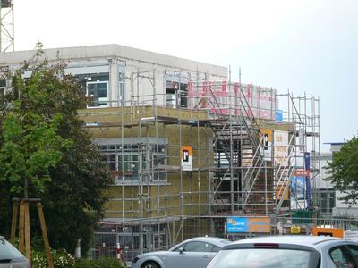Neues Drees & Sommer-Bürogebäude wird Niedrigstenergiehaus