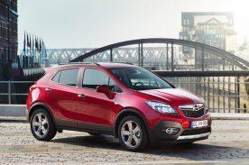 """Der neue Opel Mokka ist der schönste SUV. Das haben mehr als 24.200 Leser des Fachmagazins """"Auto Zeitung"""" sowie Nutzer des Online-Angebots entschieden"""