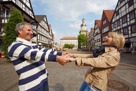 Urlaubsspaß 2018 im Weserbergland