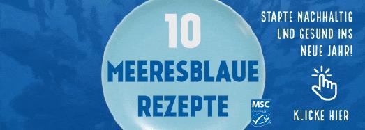 10 Meeresblaue Rezepte MSC