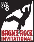 Logo BRONX ROCK Invitational
