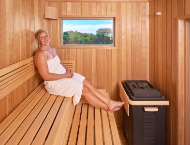 eine echte wohltat f r k rper und geist klafs gmbh co kg pressemitteilung. Black Bedroom Furniture Sets. Home Design Ideas