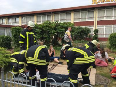 Feuerwehrübung 6