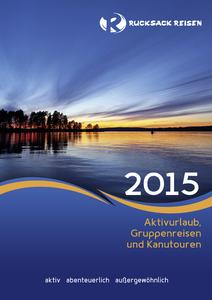 Titelbild Katalog 2015