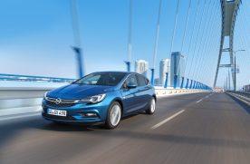 Starker Start: Der Verkauf des neuen Astra begann erst Mitte des Monats und trug doch schon zum Oktober-Erfolg von Opel bei
