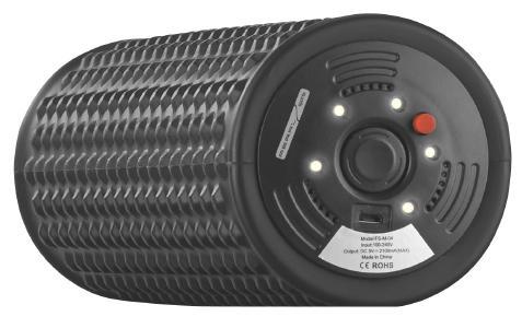 NX 7998 01 PEARL sports Elektrische Faszienrolle
