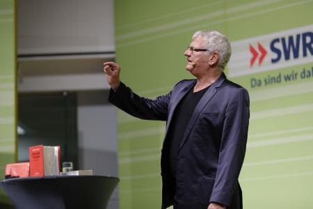 Kabarettist Werner Koczwara